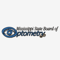 Mississippi State Board of Optometry logo
