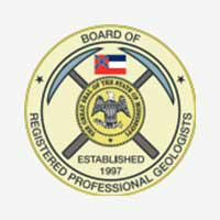 MISSISSIPPI STATE BOARD OF REGISTERED PROFESSIONAL GEOLOGISTS Logo