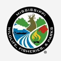 Wildlife, Fisheries, and Parks logo