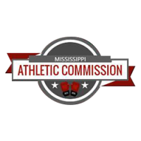 The Mississippi Athletic Commission Logo