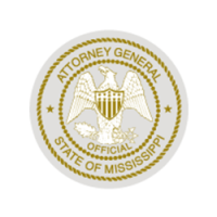 The Mississippi Attorney General Logo
