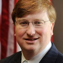 Image of Lieutenant Governor Tate Reeves