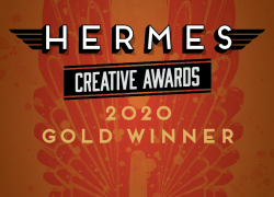 Graphic for Hermes Award 2020