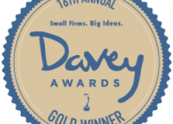 Davey Award graphic