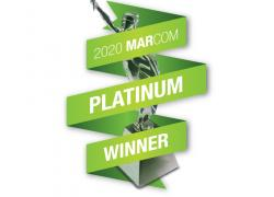 MarCom Platinum graphic