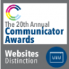 Communicator Award: Distinction - Home Page