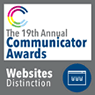 2013 Communicator Award