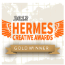 Hermes Creative Awards: Gold